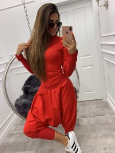 dres baggy red